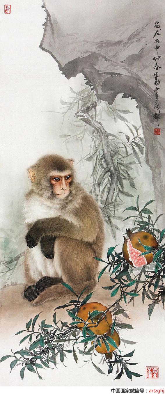 第1055期:中国画家拍卖成交指数 王申勇—2016年成交作品